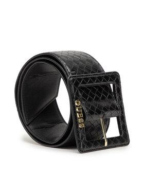 Guess Guess Moteriškas Diržas Not Coordinated Belts BW7521 P1370 Juoda