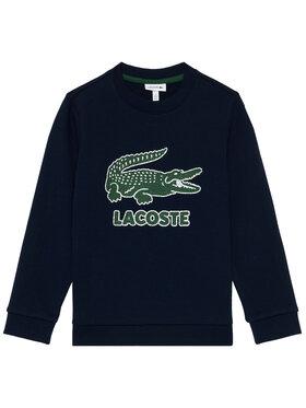 Lacoste Lacoste Džemperis SJ1964 Tamsiai mėlyna Regular Fit