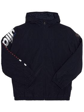Napapijri Napapijri Átmeneti kabát K Aloy NP0A4EPF S Sötétkék Regular Fit