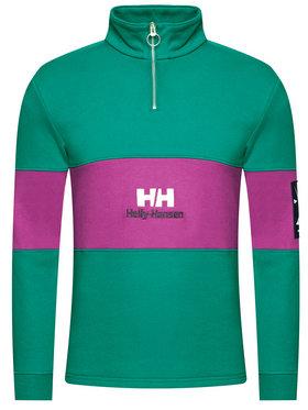Helly Hansen Helly Hansen Bluza YU20 1/2 Zip 53456 Zielony Regular Fit