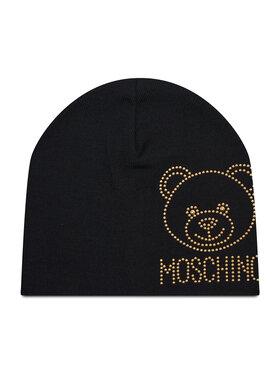 MOSCHINO MOSCHINO Kepurė 65268 0M2551 Juoda