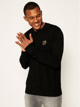 MCQ Alexander McQueen MCQ Alexander McQueen Sweater 578041 RON09 1000 Fekete Regular Fit