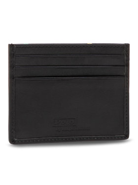 Polo Ralph Lauren Polo Ralph Lauren Калъф за кредитни карти Multi Pp Cc 405825801003 Черен