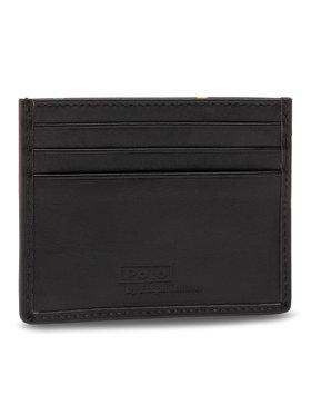Polo Ralph Lauren Polo Ralph Lauren Puzdro na kreditné karty Multi Pp Cc 405825801003 Čierna