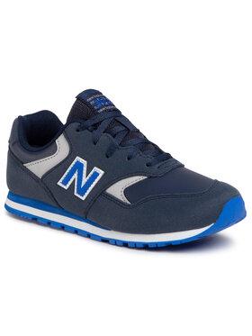 New Balance New Balance Sneakersy YC393CNV Tmavomodrá