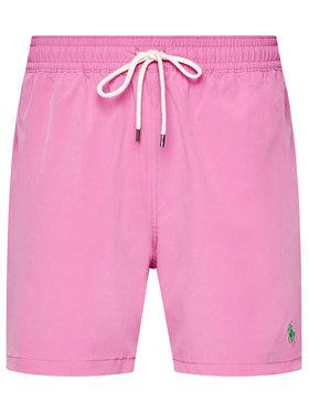 Polo Ralph Lauren Polo Ralph Lauren Úszónadrág Traveler 710829851013 Rózsaszín Slim Fit