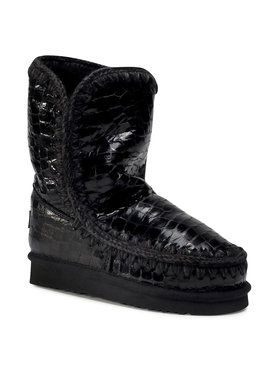 Mou Mou Buty Eskimo Boot 24 Czarny