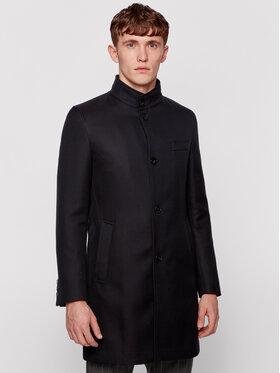 Boss Boss Prechodný kabát Shanty1 50444391 Čierna Slim Fit