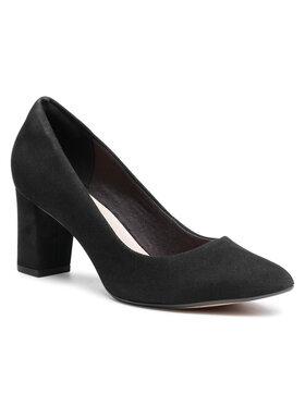 Clarks Clarks Chaussures basses Aubrie Sun 261587444 Noir