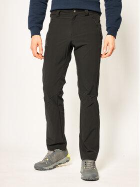 Salomon Salomon Spodnie outdoor Wayfarer Straight L40218400 Czarny Straight Fit