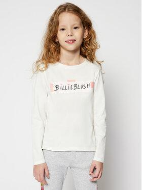 Billieblush Billieblush Bluză U15803 Alb Regular Fit