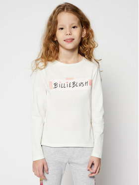 Billieblush Billieblush Chemisier U15803 Blanc Regular Fit
