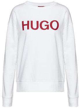 Hugo Hugo Суитшърт Nakira 50435665 Бял Regular Fit