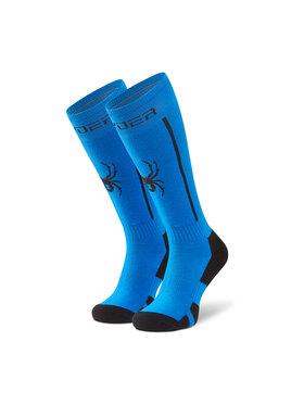 Spyder Spyder Κάλτσες Ψηλές Ανδρικές Sweep 198064 Σκούρο μπλε
