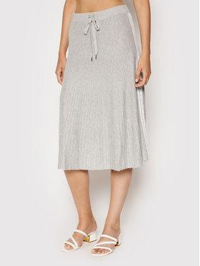 MICHAEL Michael Kors MICHAEL Michael Kors Trapez suknja MU1701O8S8 Siva Regular Fit