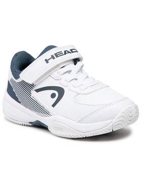 Head Head Chaussures Sprint Velcro 3.0 275410 Blanc