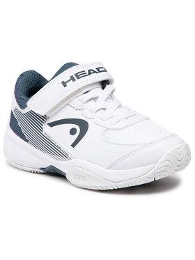 Head Head Обувки Sprint Velcro 3.0 275410 Бял