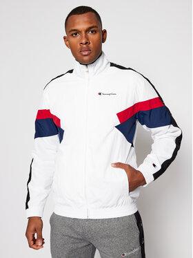 Champion Champion Átmeneti kabát 215274 Fehér Custom Fit