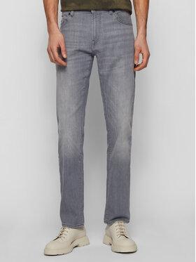 Boss Boss Jeans Maine 50444812 Grigio Regular Fit
