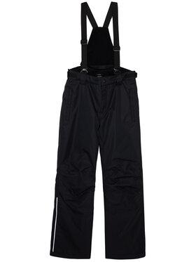 Reima Reima Lyžařské kalhoty Wingon 532185 Černá Regular Fit