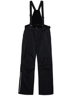 Reima Reima Παντελόνι σκι Wingon 532185 Μαύρο Regular Fit