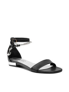 Carinii Carinii Sandále B5622/S Čierna