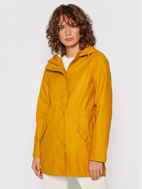 Vero Moda Vero Moda Яке за дъжд Malou 10247789 Жълт Regular Fit