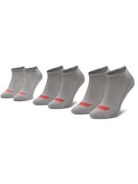Levi's® Levi's® Set di 2 paia di calzini corti da uomo 37157-0173 Grigio