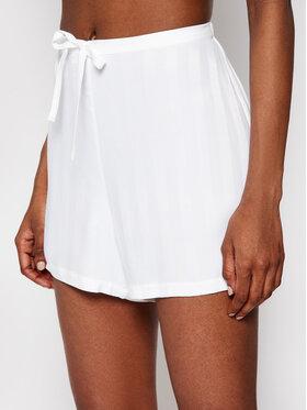 Calvin Klein Underwear Calvin Klein Underwear Bavlnené šortky 000QS6652E Biela Regular Fit