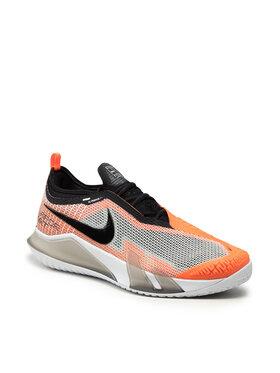 Nike Nike Cipő React Vapor Nxt Hc CV0724 100 Narancssárga