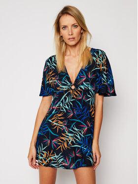 Roxy Roxy Sukienka plażowa Summer Cherry Cover Up Beach ERJX603179 Kolorowy Regular Fit