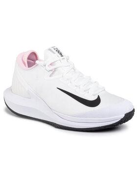 NIKE NIKE Chaussures Nikecourt Air Zoom Zero Hc AA8022 105 Blanc