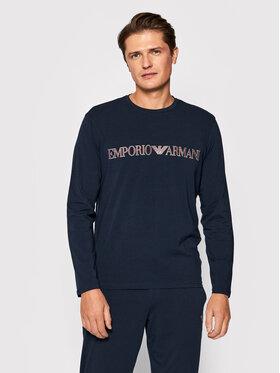 Emporio Armani Underwear Emporio Armani Underwear Piżama 111907 1A516 00135 Granatowy