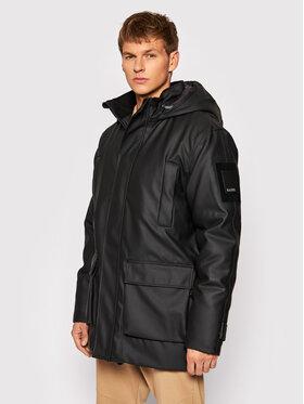 Rains Rains Veste imperméable Unisex 1525 Noir Regular Fit