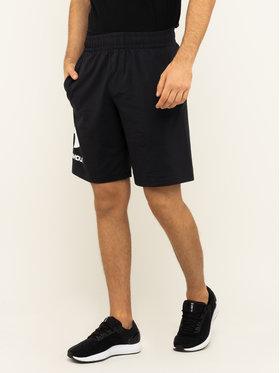 Under Armour Under Armour Спортни шорти UA Sportstyle Cotton Graphic 1329300 Черен Regular Fit