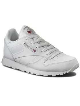 Reebok Reebok Обувки Classic Leather 50172 Бял