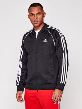 adidas adidas Μπλούζα Sst TT P GF0198 Μαύρο Standard Fit