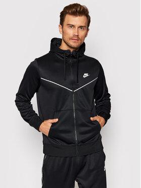 Nike Nike Bluză Sportswear CZ7822 Negru Standard Fit