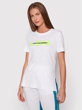 LaBellaMafia LaBellaMafia T-shirt 21894 Bijela Regular Fit