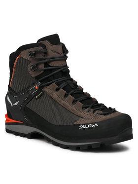 Salewa Salewa Chaussures de trekking Ms Crow Gtx GORE-TEX 7512 Noir