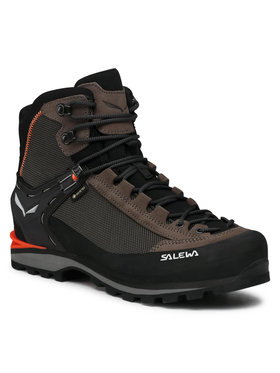 Salewa Salewa Παπούτσια πεζοπορίας Ms Crow Gtx GORE-TEX 7512 Μαύρο