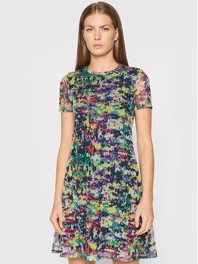 Desigual Desigual Letné šaty Ann 21WWVK27 Farebná Regular Fit