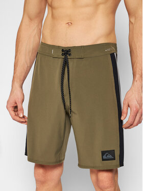 """Quiksilver Quiksilver Плувни шорти Arch 19"""" EQYBS04315 Зелен Performance Fit"""