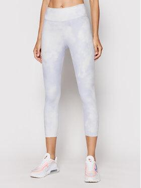 Nike Nike Leggings One Icon Clash DA0339 Violett Tight Fit