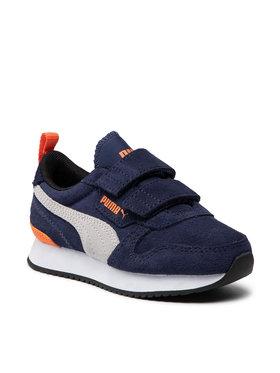 Puma Puma Sneakersy R78 Sd V Ps 368590 02 Tmavomodrá