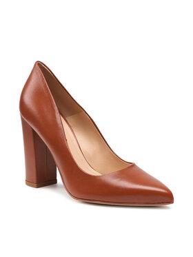Solo Femme Solo Femme Κλειστά παπούτσια 14101-8D-K78/000-04-00 Καφέ