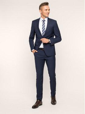 Roy Robson Roy Robson Pantalon de costume 240-01 Bleu marine Slim Fit