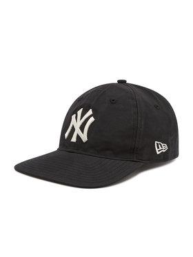 New Era New Era Șapcă Stretch Yankess New York 9Fifty 11871279 Negru