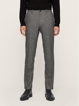 Boss Boss Spodnie materiałowe Giro6 50438406 Szary Slim Fit