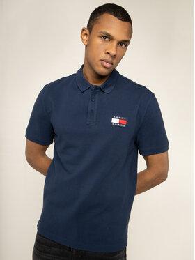 Tommy Jeans Tommy Jeans Polo Tjw Badge DM0DM07456 Σκούρο μπλε Regular Fit